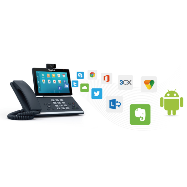 Yealink T58A IP Phone Features